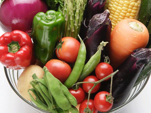 土日新鮮野菜市